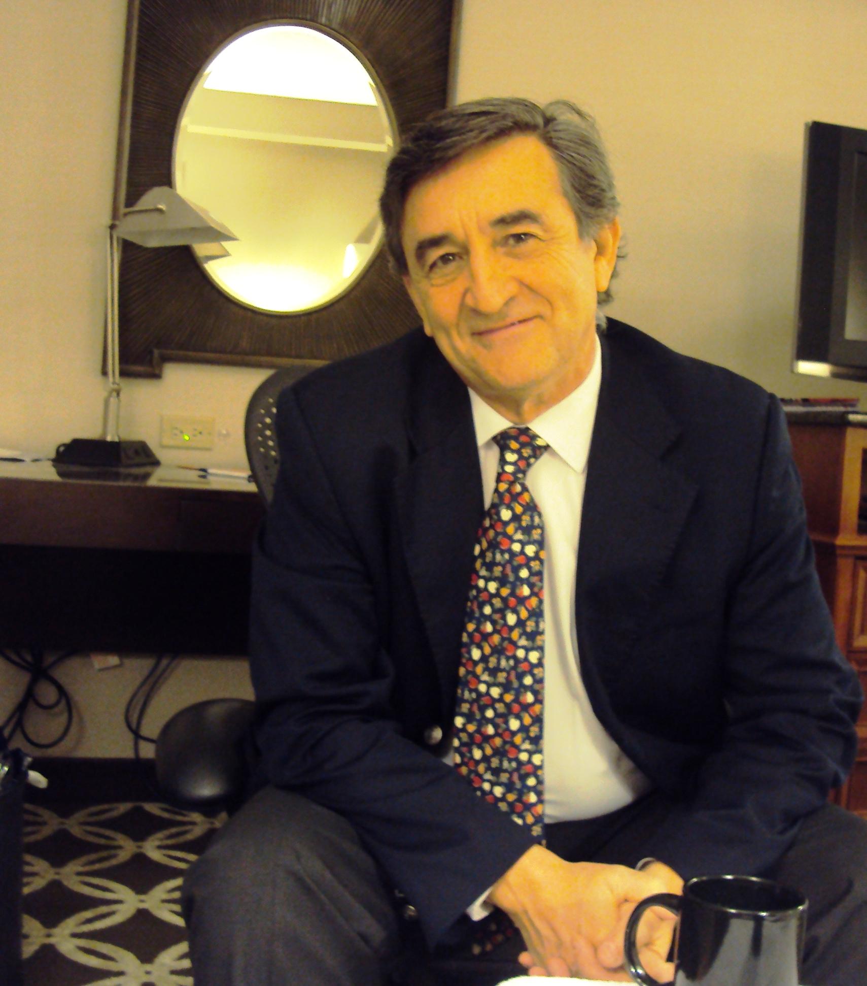 Mr. Alejandro M. Garro