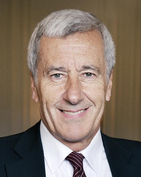 Prof. Emmanuel Gaillard